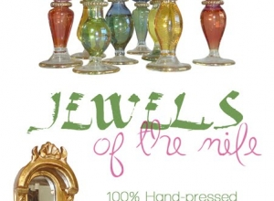 Jewels of the Nile – 100% Lotus Essence from Cairo