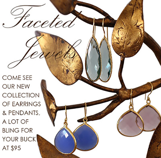 summer jewelry from maison k