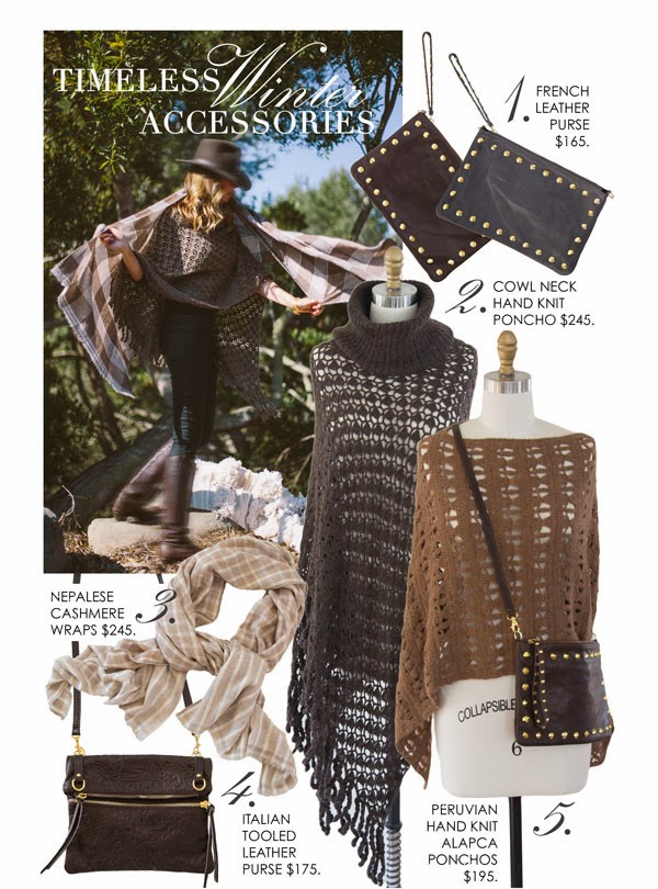 personal accessories for winter AT MAISON K
