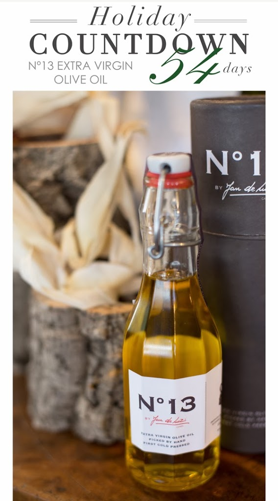Extra Virgin Olive Oil at MAISON K