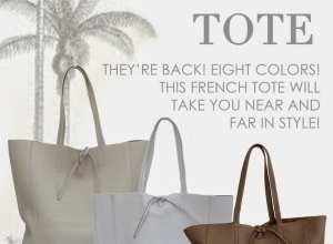 The Riviera Tote is Back…Again!