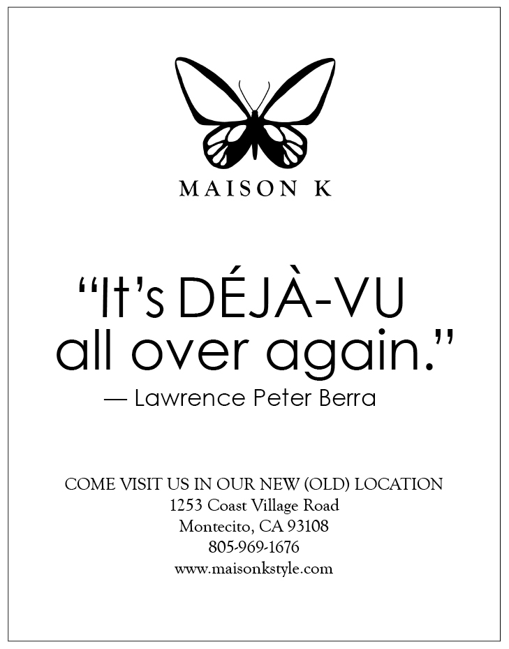 MAISON K 1253 Coast Village Road, Montecito, CA 93108