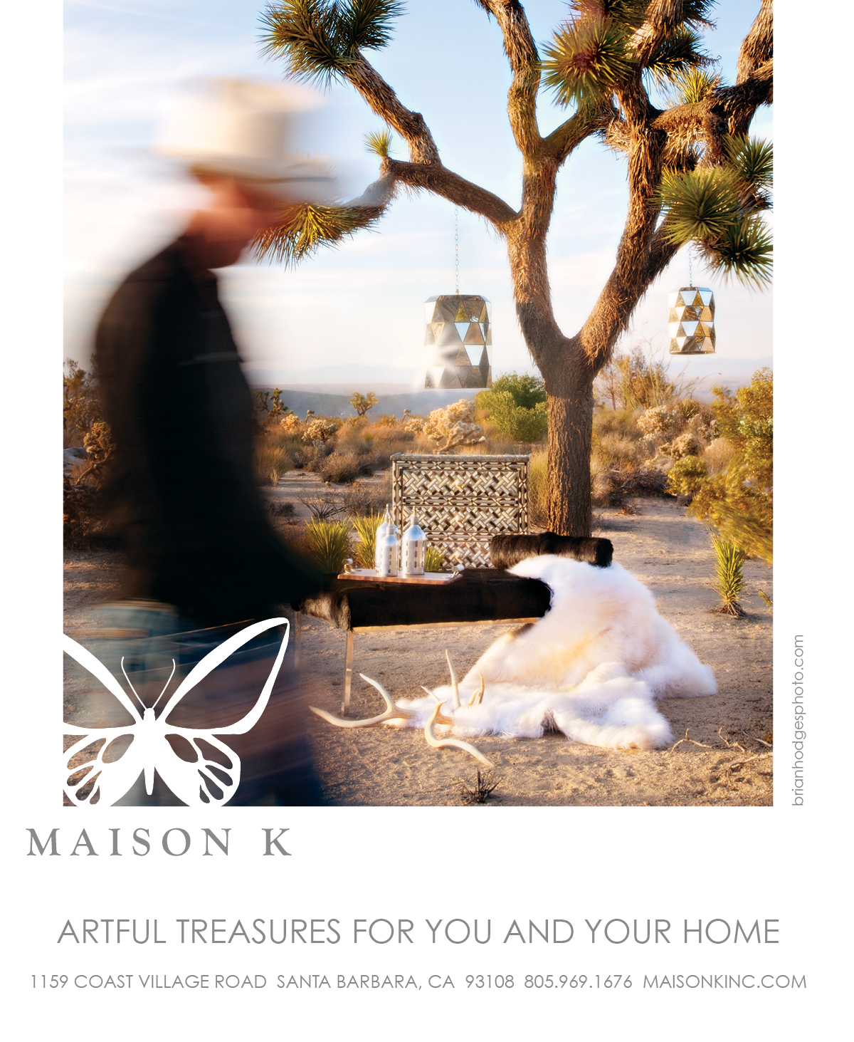 Artful Treasures for You and Your Home at MAISON K